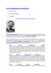 teori pengembangan kepribadian.docx