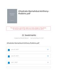 Notes from _Ghodrate-Namahdud-Anthony-Robbins.pdf_.docx