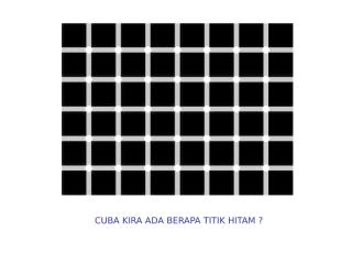 HOW MANY BLACK DOTS.ppt