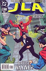JLA 33 - Contra Bruce Wayne.cbr