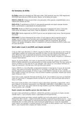 Info Os formatos de DVDs (1).doc