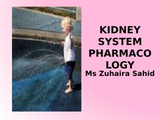 Chapter 4 kidney pharmacology.ppt