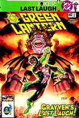 Lanterna Verde V3 #143.cbz