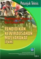 juknis penyelenggaraan program & bantuan sosial pendidikan kewirausahaan masyarakat (pkm).pdf