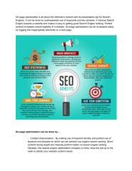 Important Tectics For Better Website Optimization.pdf