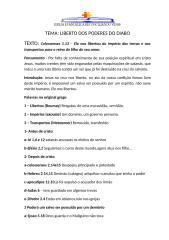 TEMA LIBERTOS DOS PODERES DO DIABO.docx